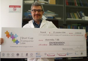Start Cup Campania è il Premio per l′Innovazione promosso dalle Università campane ed è finalizzato a mettere in gara gruppi di persone che elaborano idee imprenditoriali basate sull′innovazione e la ricerca.